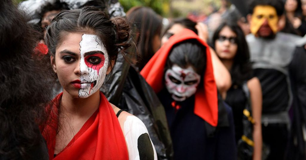 Celebrating All Things Spooky in India with Halloween