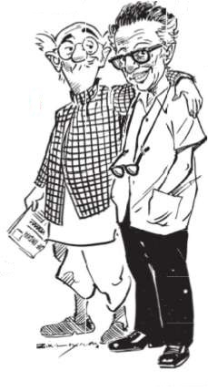 A Look at India's Famous Political Cartoonists and Their Work Over the Years